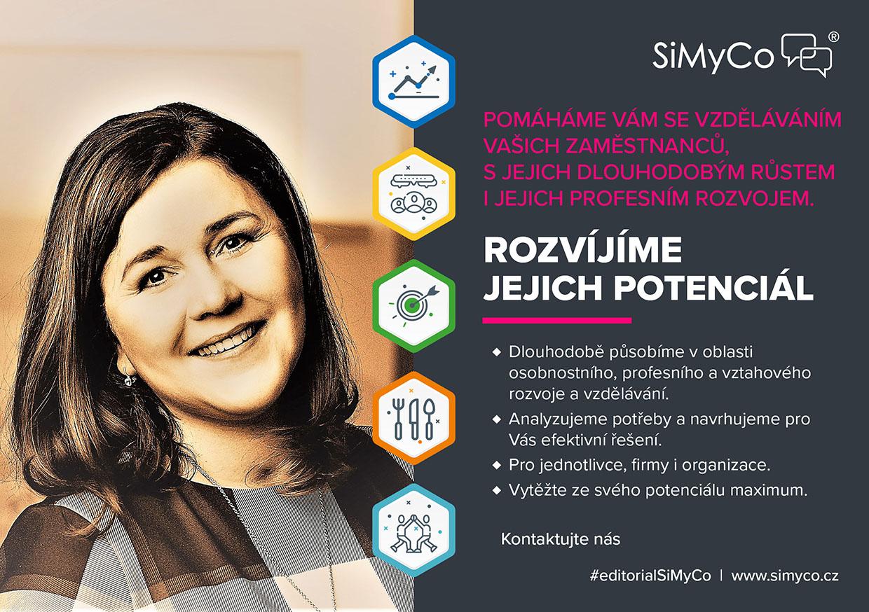 SiMyCo pomáhá se vzděláním promo